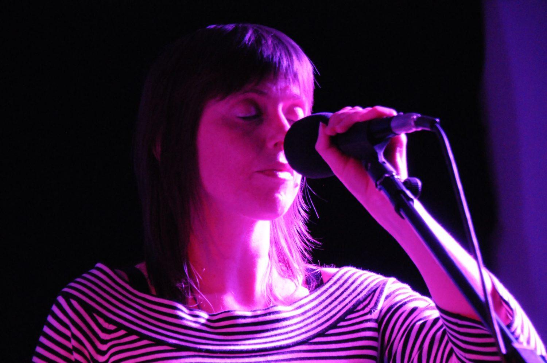 sarah singing